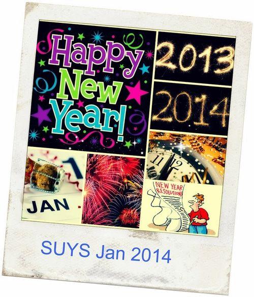 Jan 2014 SUYS